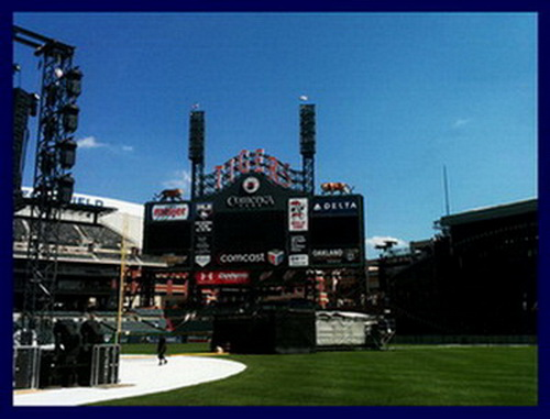 Jay-Z Eminem Sound Check Detroit Comcast Stadium 2010