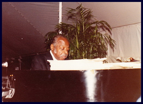 Count Basie Aries Audio 1978 Dave Pops Clements Engineer
