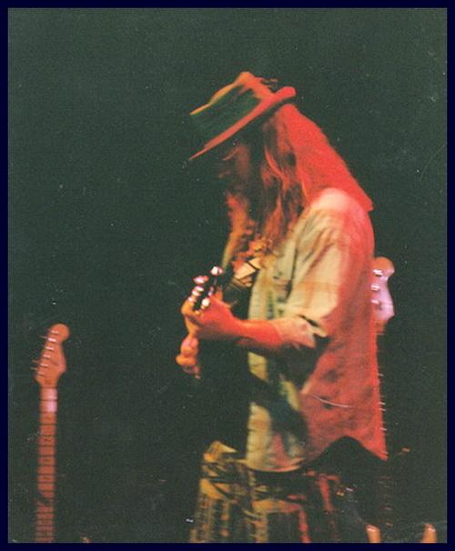 Mike Keneally Dweezil Zappa Tour 1990