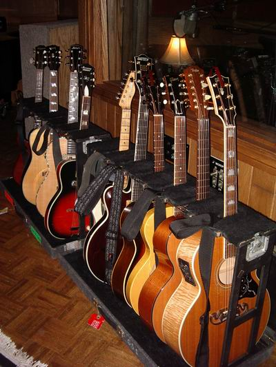 John Hiatt session Guitars Memphis Ardent Studio