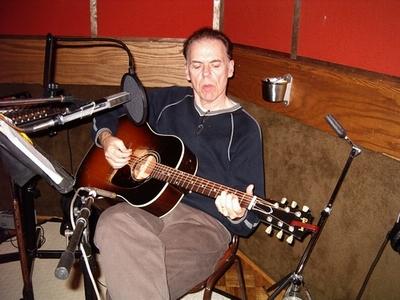 John Hiatt Ardent Studio Memphis Gibson J-45 Guitar